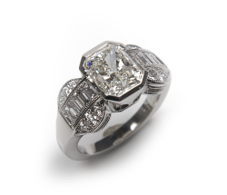 Custom Bridal & Anniversary Rings