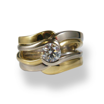 18kt-yellow-and-14kt-white-bypass-style-wedding-set